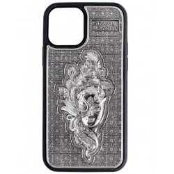 IPHONE 12 / 12 pro чехол Венецианская маска 3D
