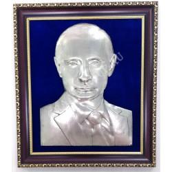 барельеф «Путин»