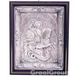 икона Георгий П. большая