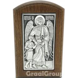 Ангел хранитель с младенцем