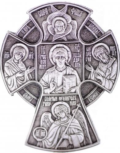 крестик «Новгородский» (4,9х3,9)
