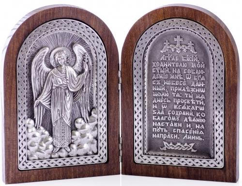 складень-икона,молитва Ангел Хранитель