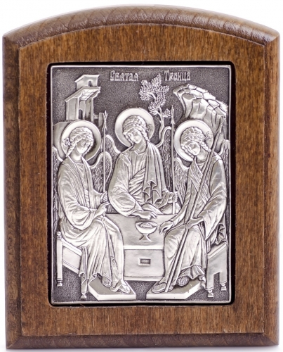 Троица святая (средняя)