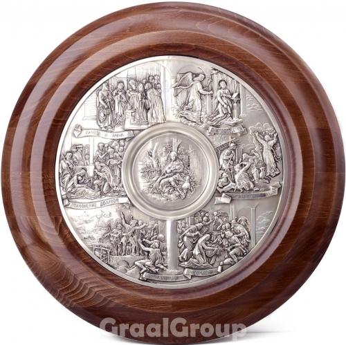 панно-икона «Благовещенское  воскресение»