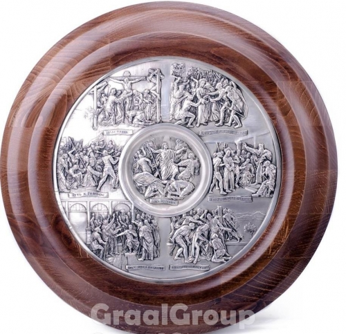 панно-икона «Страстное воскресенье»