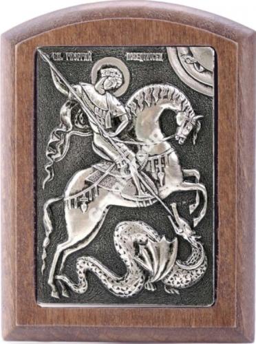 Георгий Победоносец (на коне) малая