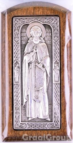 Пр. Сергий Радонежский  (малая)