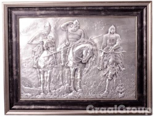 картина «Три Богатыря»
