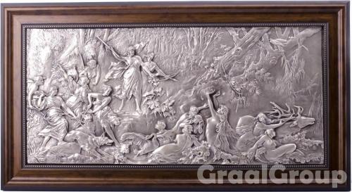 картина «Диана на охоте»