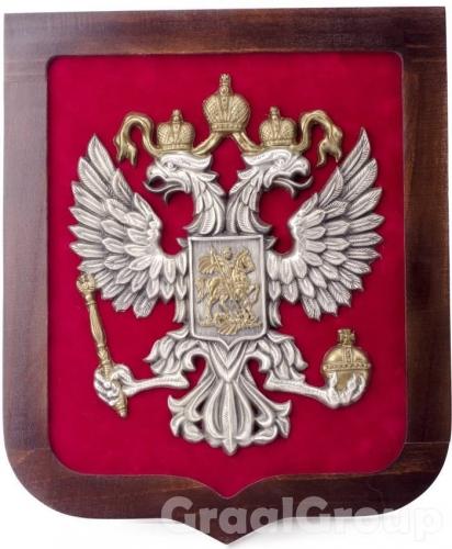 панно «Герб России»