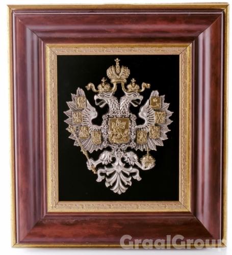 панно «Герб Российской Империи»