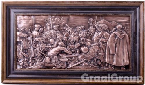 картина «Казаки пишут письмо турецкому султану»
