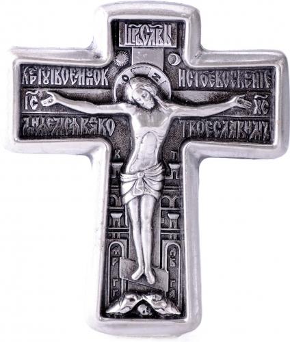 крестик «Распятие» (4,2х3,5)